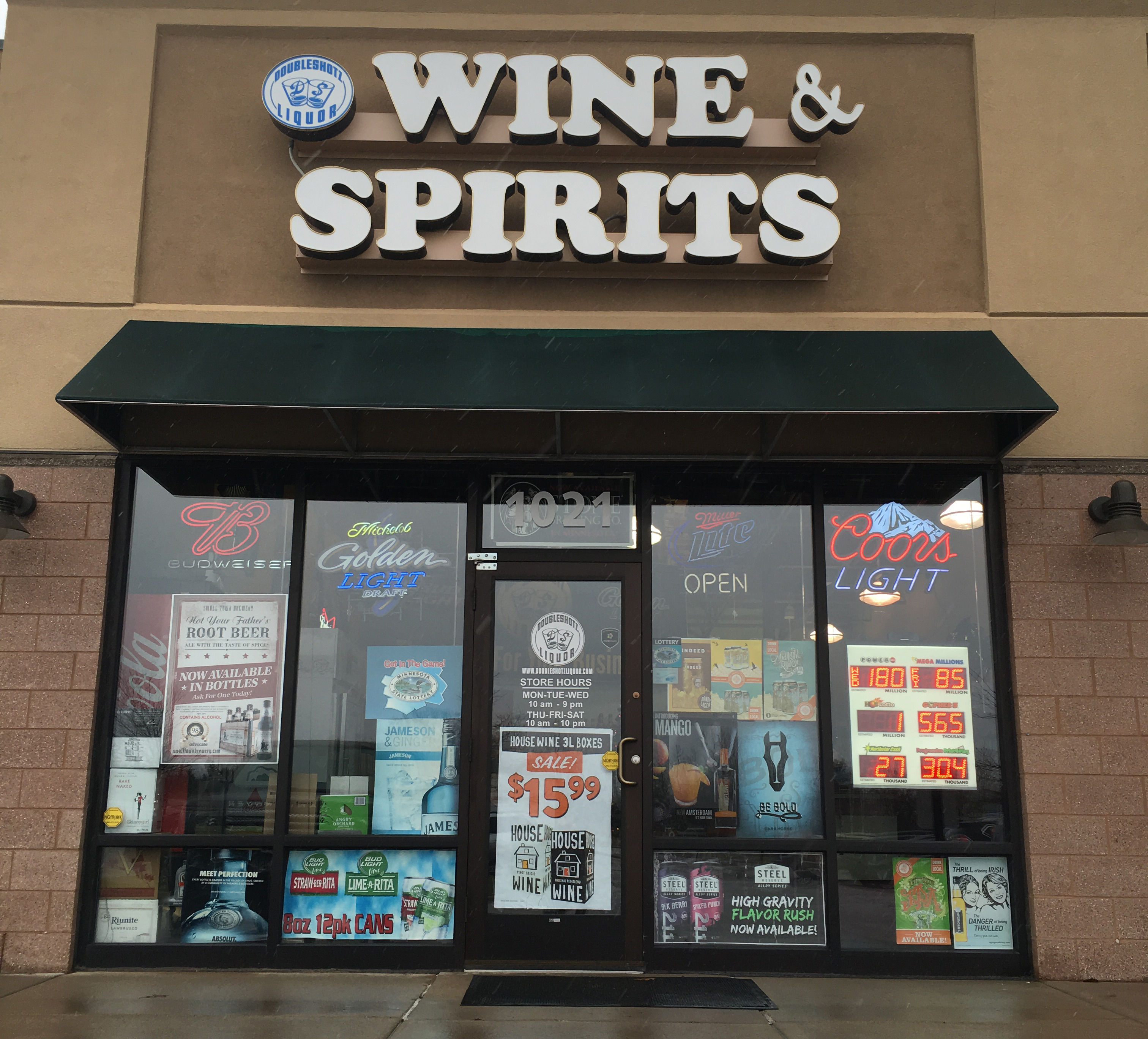 Local Wine & Spirits